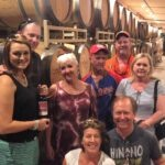limo wine tour Texas Hill country