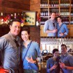 Texas winery limo tour