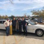 limo wine tour Texas