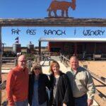 Fat Ass ranch winery Texas