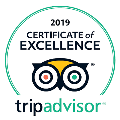 trip advisor certificate of excellence bade